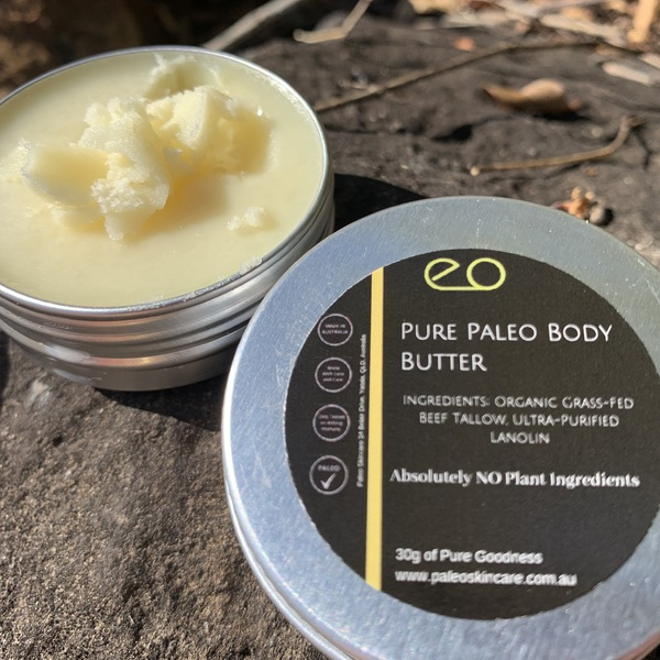 Pure Paleo Body Butter 30g