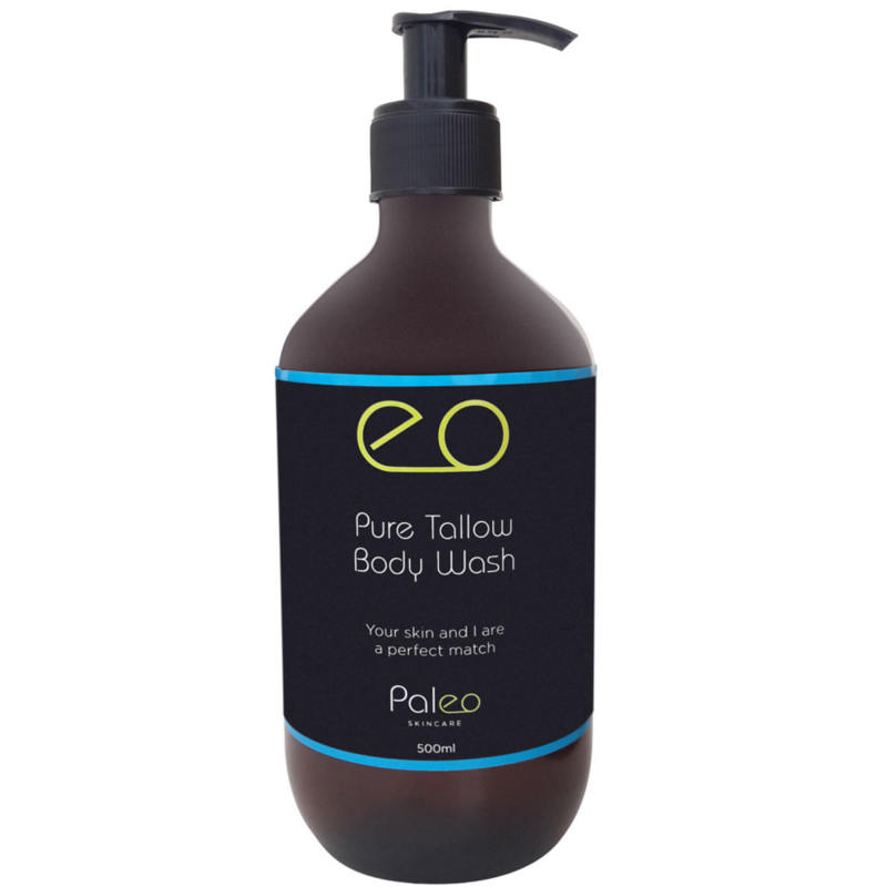 Pure Tallow Bodywash