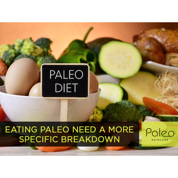Eating Paleo: Need a More Specific Breakdown?